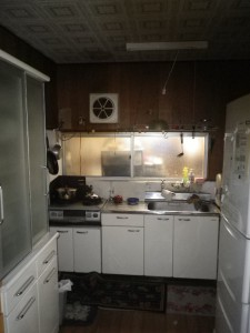 台所ビフォー2
